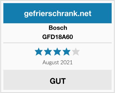 Bosch GFD18A60 Test