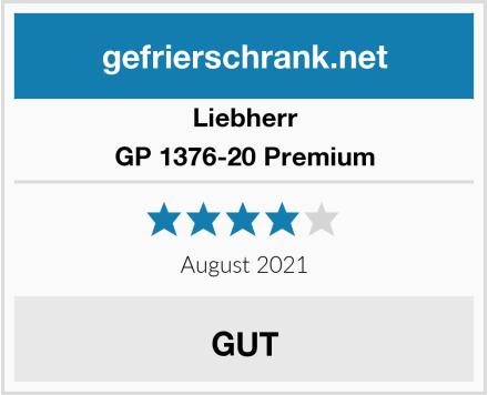 Liebherr GP 1376-20 Premium Test