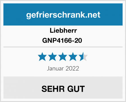 Liebherr GNP4166-20  Test