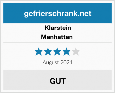 Klarstein Manhattan  Test