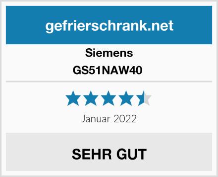 Siemens GS51NAW40  Test