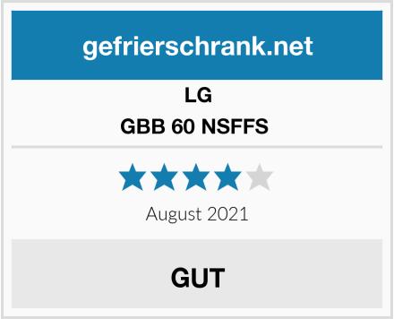 LG GBB 60 NSFFS  Test