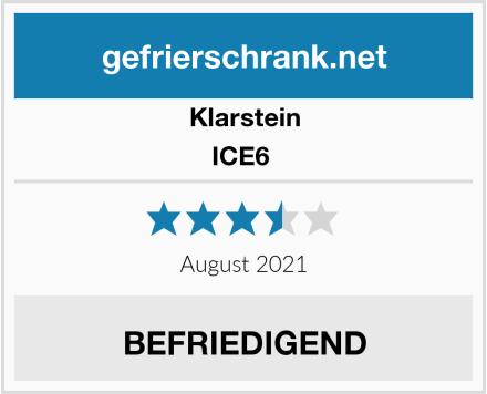 Klarstein ICE6  Test