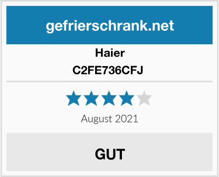 Haier C2FE736CFJ  Test