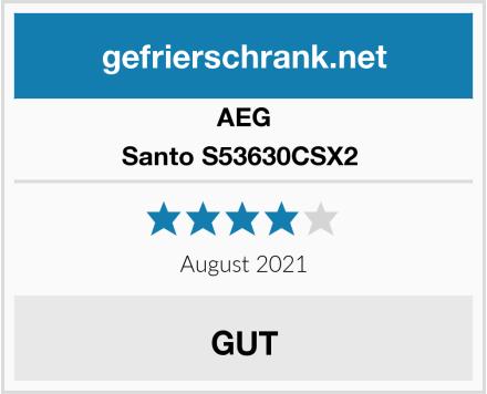 AEG Santo S53630CSX2  Test