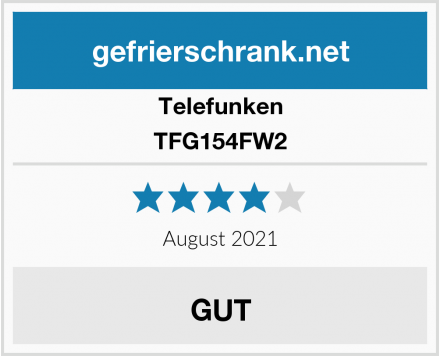 Telefunken TFG154FW2 Test