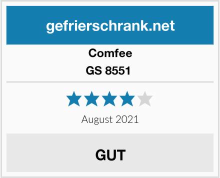 Comfee GS 8551  Test