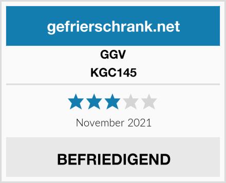 GGV KGC145 Test
