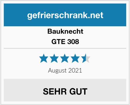 Bauknecht GTE 308 Test