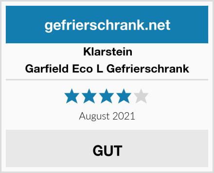 Klarstein Garfield Eco L Gefrierschrank Test