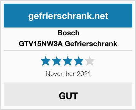 Bosch GTV15NW3A Gefrierschrank Test
