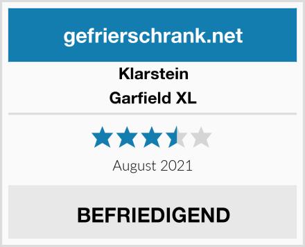 Klarstein Garfield XL Test