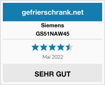 Siemens GS51NAW45 Test