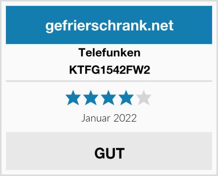 Telefunken KTFG1542FW2 Test