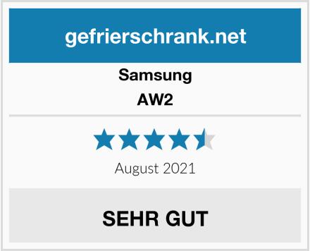 Samsung AW2 Test