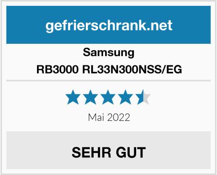 Samsung RB3000 RL33N300NSS/EG Test