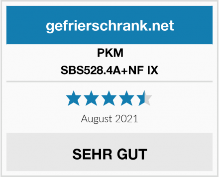PKM SBS528.4A+NF IX Test