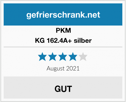 PKM KG 162.4A+ silber Test
