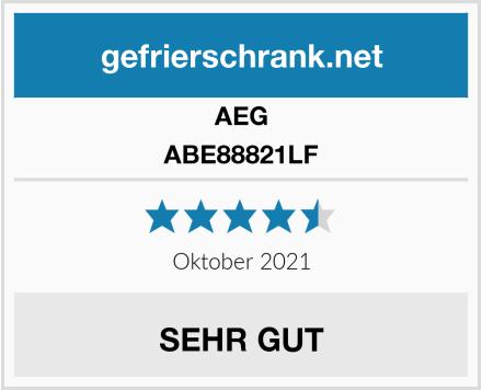 AEG ABE88821LF Test