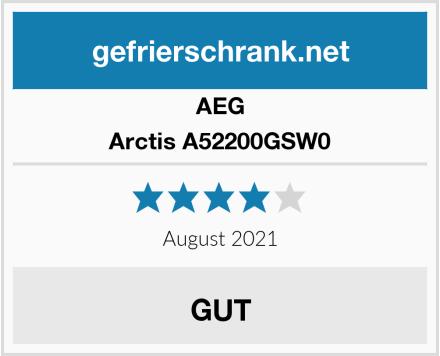 AEG Arctis A52200GSW0 Test