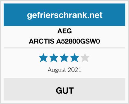 AEG ARCTIS A52800GSW0 Test