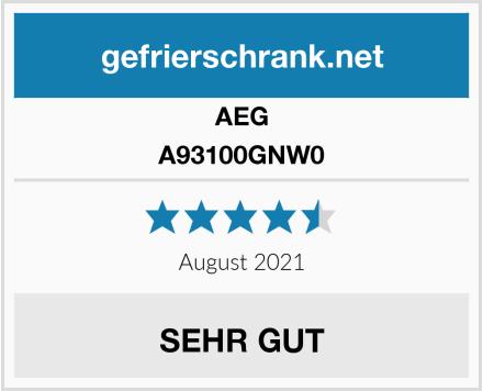 AEG A93100GNW0 Test