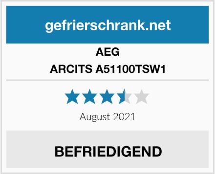 AEG ARCITS A51100TSW1 Test
