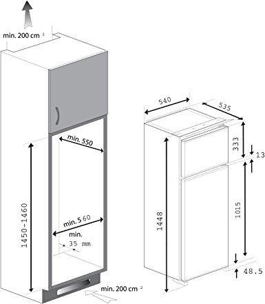 beko rbi 6301 gefrierschrank test 2018. Black Bedroom Furniture Sets. Home Design Ideas