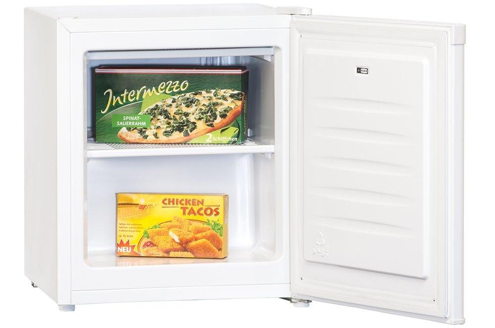 Mini Kühlschrank Mit Gefrierfach Test : Exquisit gb gefrierschrank test