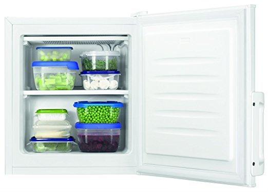Mini Kühlschrank Mit Gefrierfach Test : Zanussi zfx wa gefrierschrank test